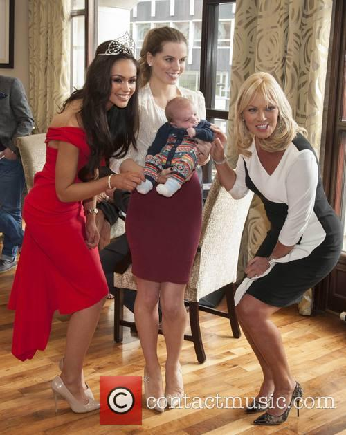 Rebekah Shirley, Lucy Evangelista Mccullough & Baby Luke and Alison Clarke 5