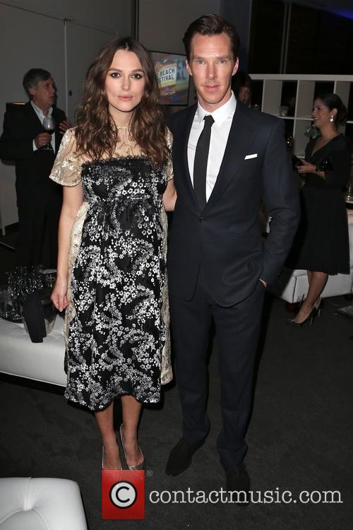 Benedict Cumberbatch and Keira Knightley 6