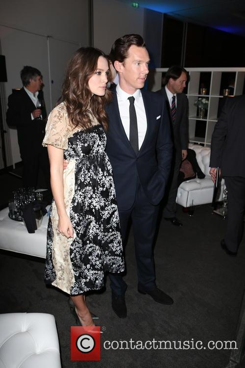 Keira Knightley and Benedict Cumberbatch 5
