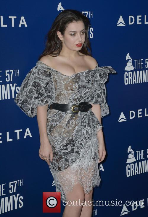 Delta Airlines Grammy Pre-Party and Charlie XCX performance