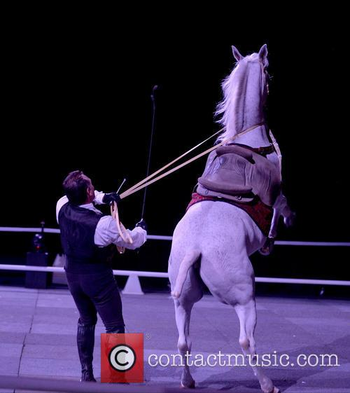 Gala of the Royal Horses performance at the...
