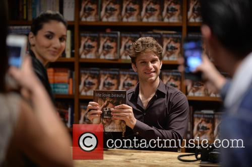 Keegan Allen 'Life. Love. Beauty' book signing