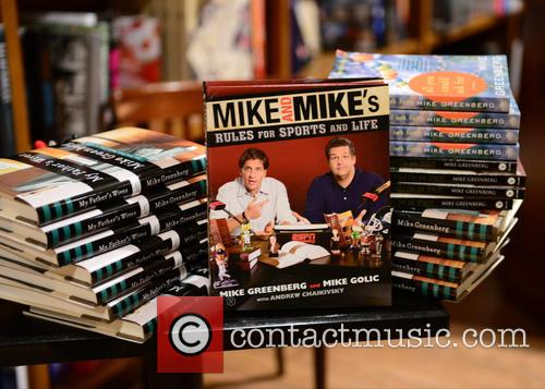 General Of Books On Display During Mike Greenberg 1