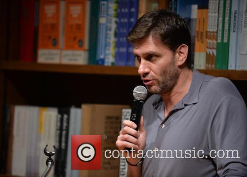 Mike Greenberg 'My Father's Wives' book signing