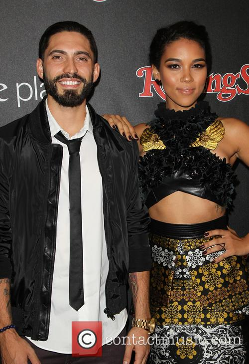 Alexandra Shipp and Guest 8