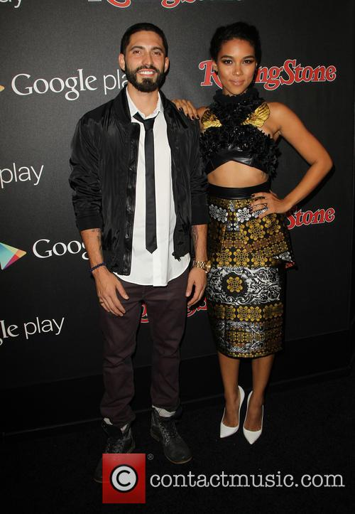 Alexandra Shipp and Guest 9