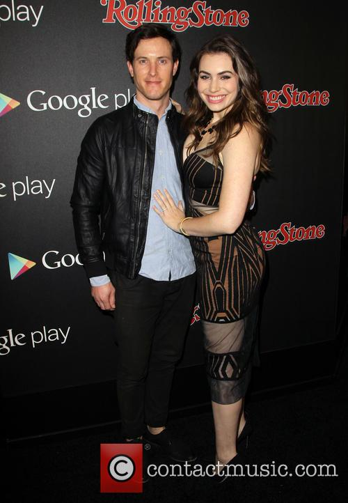 James Kimble and Sophie Simmons 2