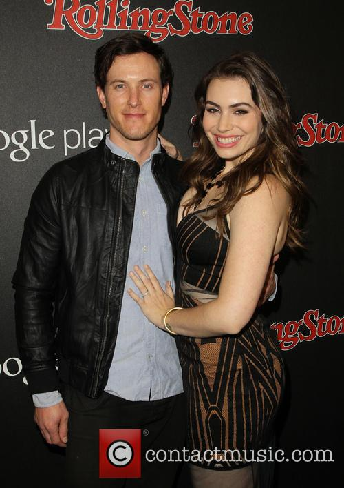 James Kimble and Sophie Simmons 3