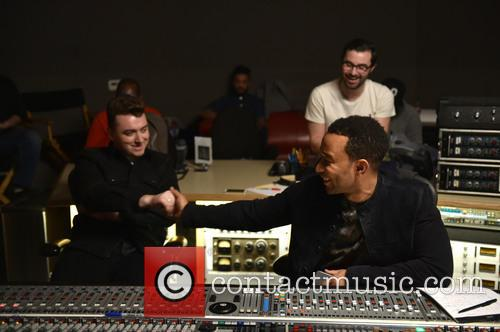 Sam Smith and John Legend record 'Lay Me Down' for Comic Relief