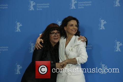 Isabel Coixet, Juliette Binoche and Berlin