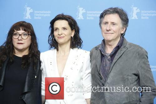 Isabel Coixet (l-r), Actors Juliette Binoche and Gabriel Byrne 2