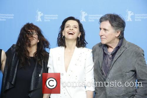 Isabel Coixet (l-r), Actors Juliette Binoche and Gabriel Byrne 1