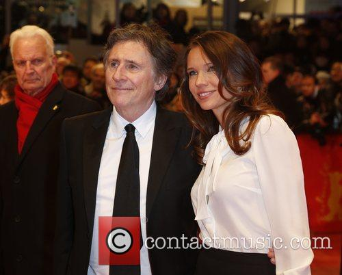 Gabriel Byrne and Hannah Beth King 3