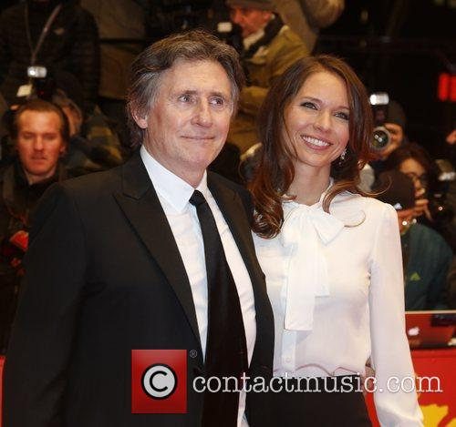 Gabriel Byrne and Hannah Beth King