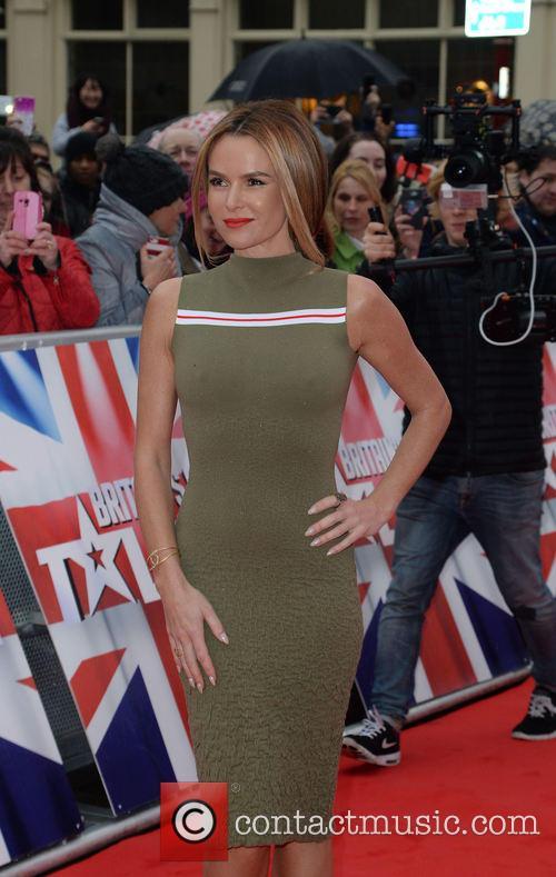 Britain's Got Talent Birmingham Amanda Holden