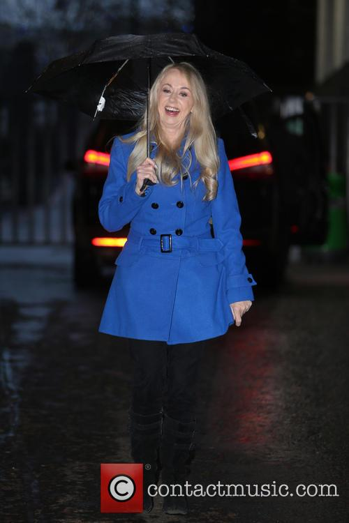 Wincey Willis - Celebrities at the ITV studios | 5 Pictures | Contactmusic.com