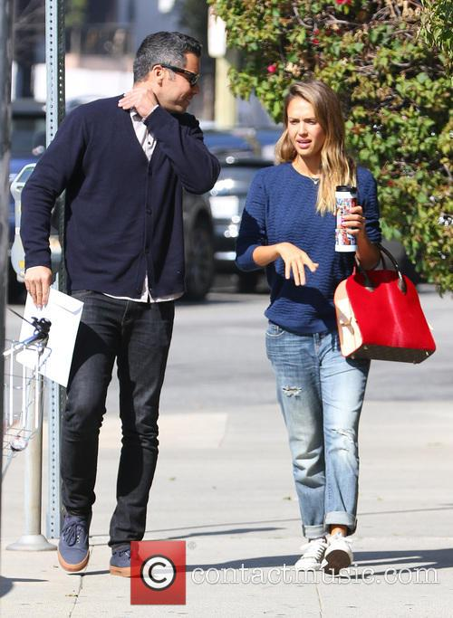 Jessica Alba and Cash Warren 3