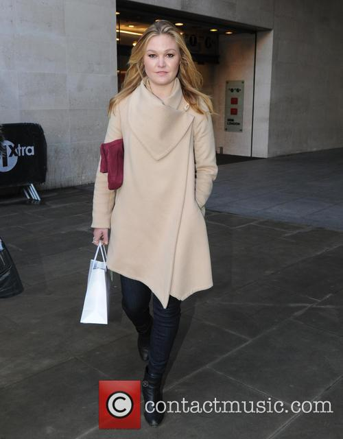 Julia Stiles at BBC Studios