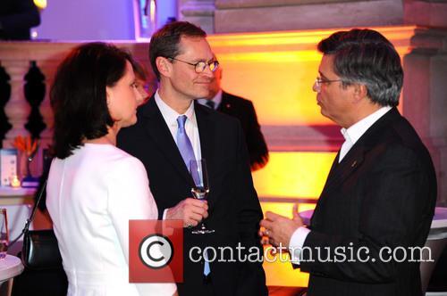 Berlin, Claudia Mueller, Michael Mueller and Volker Herres 6