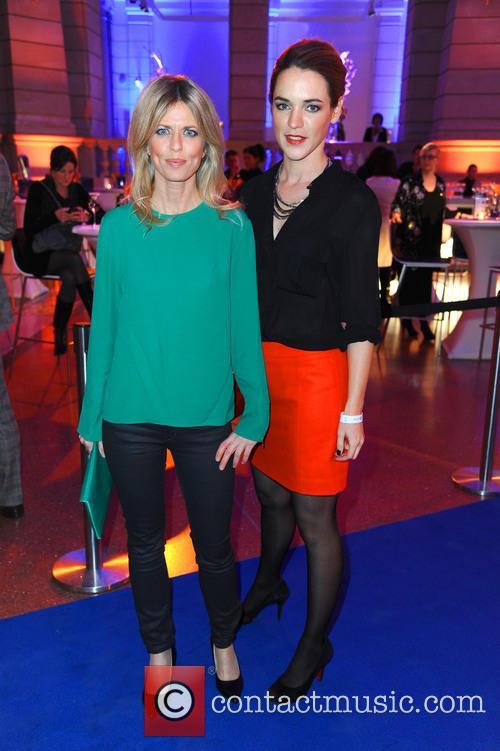 Berlin, Miriam Lahnstein and Verena Zimmermann 3