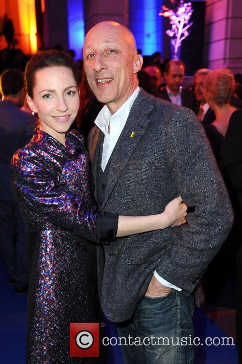 Oliver Hirschbiegel and Katharina Schuettler 1
