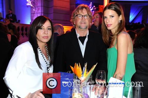 Simone Thomalla, Martin Krug and Julia Trainer 8