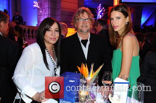 Simone Thomalla, Martin Krug and Julia Trainer 1