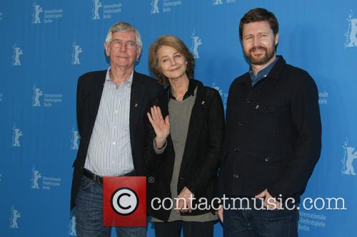 Tom Courtenay, Charlotte Rampling and Andrew Haigh 2