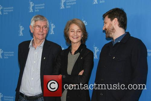 Tom Courtenay, Charlotte Rampling and Andrew Haigh 3