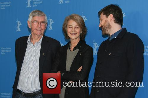 Tom Courtenay, Charlotte Rampling and Andrew Haigh 4