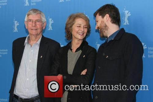Tom Courtenay, Charlotte Rampling and Andrew Haigh 6