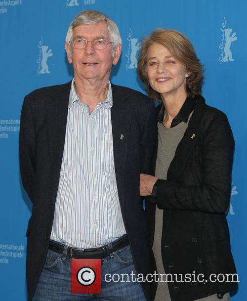 Tom Courtenay and Charlotte Rampling 8