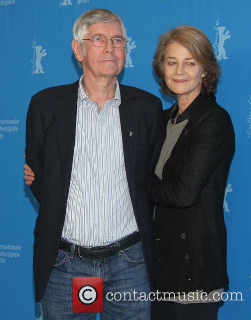Tom Courtenay and Charlotte Rampling 9