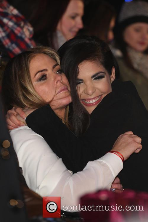 Patsy Kensit and Cammi Li 1