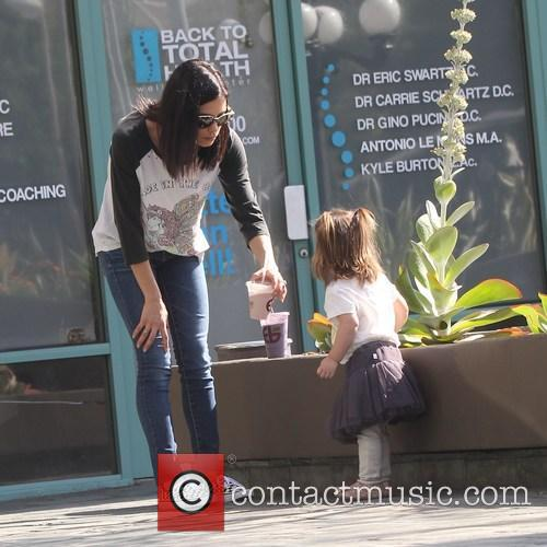 Jenna Dewan and Everly Tatum 8