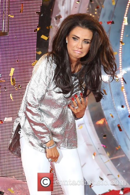 Katie Price wins 'Celebrity Big Brother 15'
