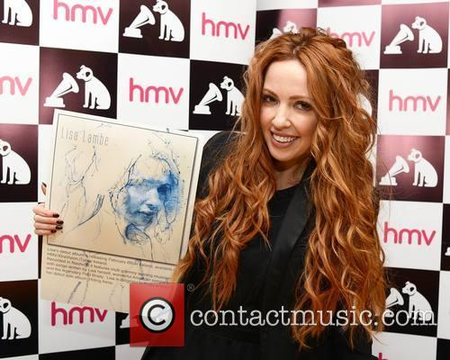Lisa Lambe performance at HMV