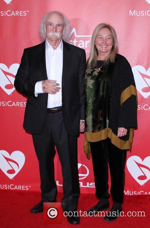David Crosby and Jan Dance 1