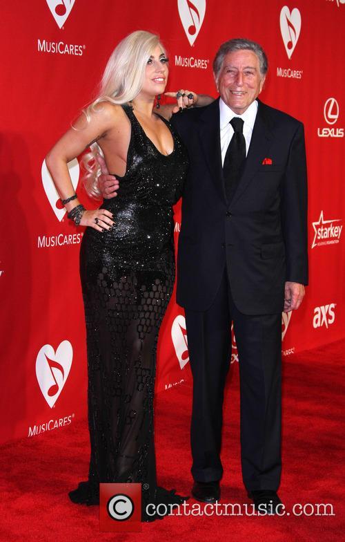 Lady Gaga and Tony Bennett 3