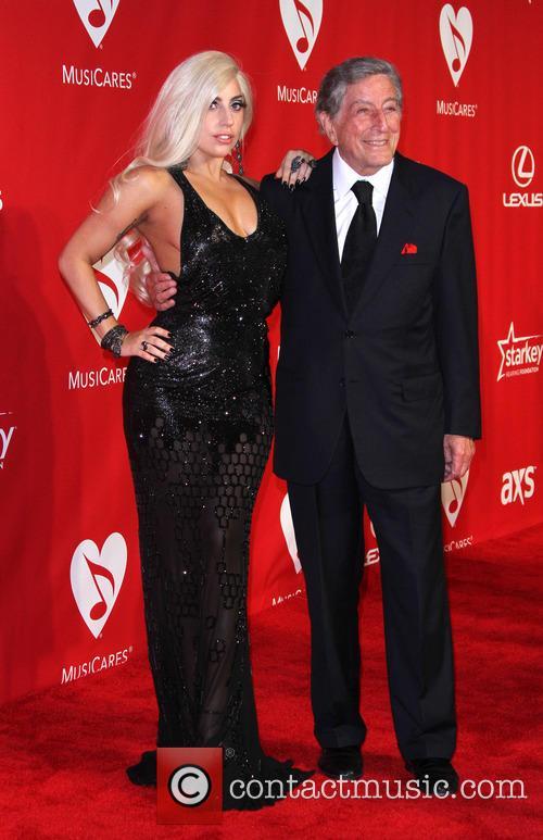 Lady Gaga and Tony Bennett 4