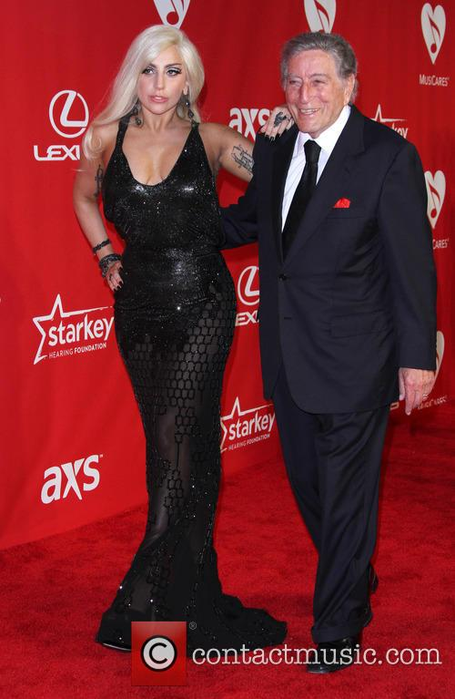 Lady Gaga and Tony Bennett 5