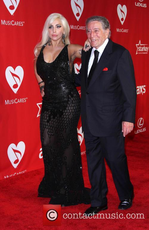 Lady Gaga and Tony Bennett 6