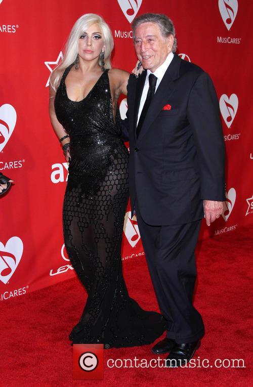 Lady Gaga and Tony Bennett 7