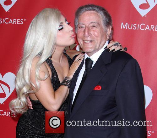 Lady Gaga and Tony Bennett 11