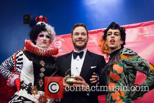 Reed Silverman, Chris Pratt and Sam Clark 11