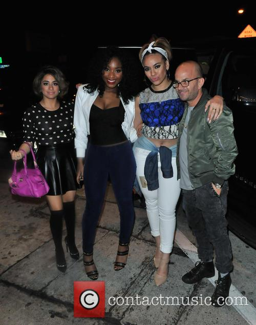 Fifth Harmony, Ally Brooke Hernandez, Normani Kordei and Dinah Jane Hansen 4