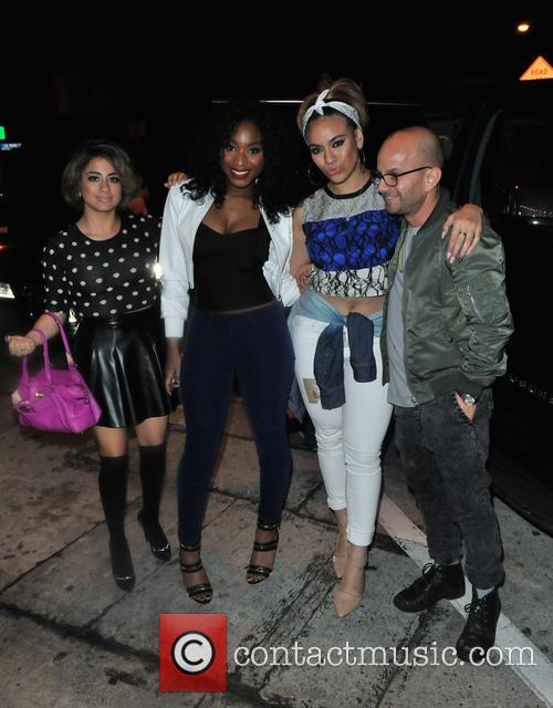 Fifth Harmony, Ally Brooke Hernandez, Normani Kordei and Dinah Jane Hansen 5