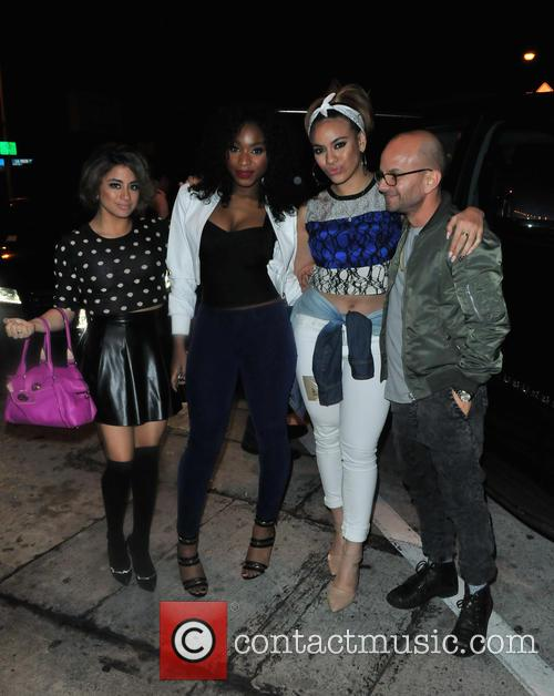 Fifth Harmony, Ally Brooke Hernandez, Normani Kordei and Dinah Jane Hansen 6