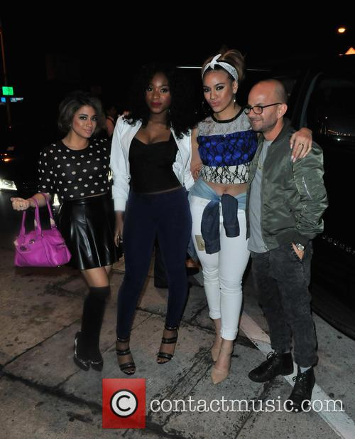 Fifth Harmony, Ally Brooke Hernandez, Normani Kordei and Dinah Jane Hansen 7