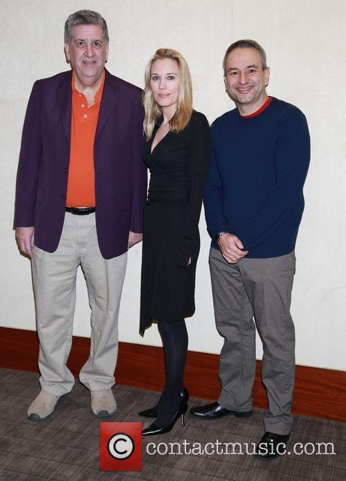 Elliott Masie, Imogen Lloyd Webber and Joe Dipietro 1